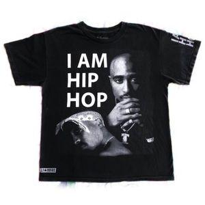 Billionaire Blvd. TuPac Shakur t shirt